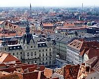 Graz (Štýrský Hradec)