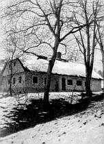 Rodný dům v Kanischi