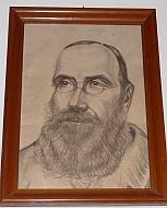 Portrét J. Lorbera